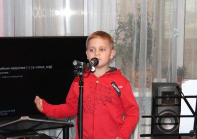 Давид 9 лет